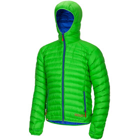 Ocun Tsunami Down Jacket Men Green/Blue